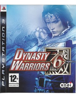 DYNASTY WARRIORS 6 für Playstation 3 PS3