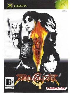 SOUL CALIBUR II SOULCALIBUR II voor Xbox