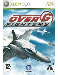 OVER G FIGHTERS for Xbox 360