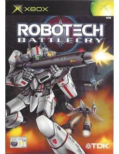 ROBOTECH BATTLECRY für Xbox