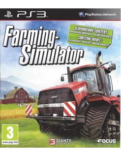FARMING SIMULATOR für Playstation 3 PS3