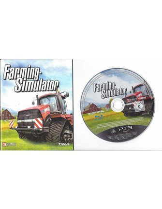 FARMING SIMULATOR voor Playstation 3 PS3