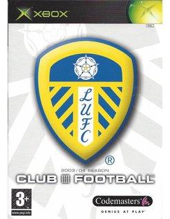 LEEDS UNITED CLUB FOOTBALL für Xbox