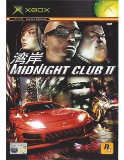 MIDNIGHT CLUB II (2) for Xbox