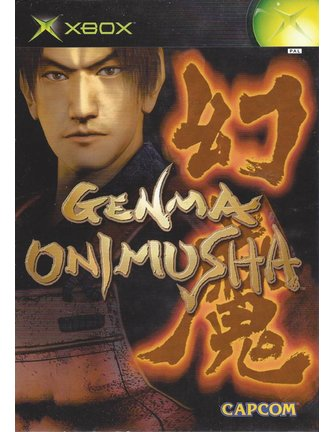 GENMA ONIMUSHA voor Xbox