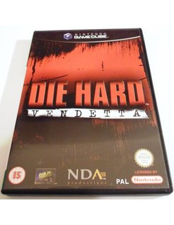 DIE HARD VENDETTA for Gamecube