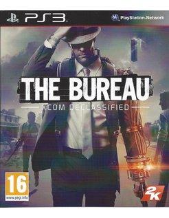 THE BUREAU XCOM DECLASSIFIED for Playstation 3 PS3