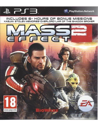 MASS EFFECT 2 for Playstation 3 PS3
