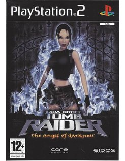 LARA CROFT TOMB RAIDER - ANGEL OF DARKNESS voor Playstation 2 PS2
