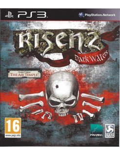 RISEN 2 DARK WATERS for Playstation 3 PS3