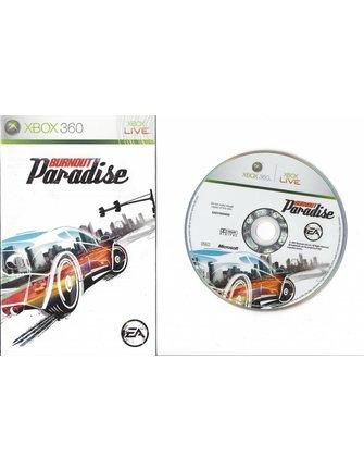 BURNOUT PARADISE für Xbox 360