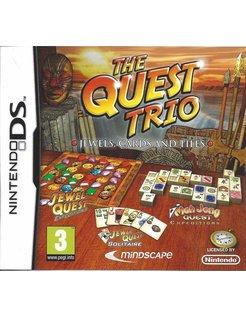 THE QUEST TRIO für Nintendo DS