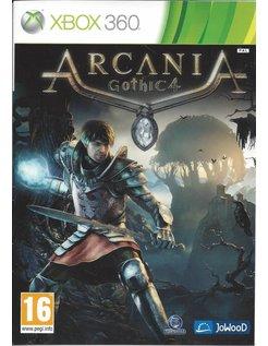 ARCANIA GOTHIC 4 for Xbox 360