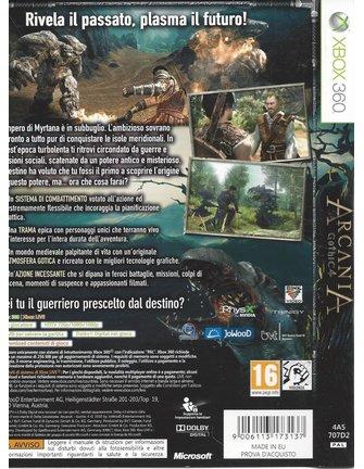 ARCANIA GOTHIC 4 voor Xbox 360