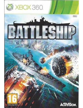 BATTLESHIP für Xbox 360
