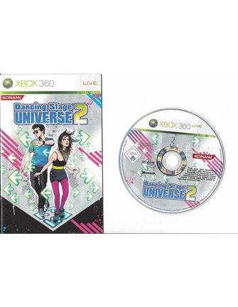 DANCING STAGE UNIVERSE 2 voor Xbox 360