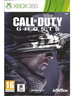 CALL OF DUTY GHOSTS voor Xbox 360