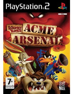 LOONEY TUNES - ACME ARSENAL voor Playstation 2 PS2