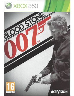 007 JAMES BOND BLOODSTONE BLOOD STONE for Xbox 360