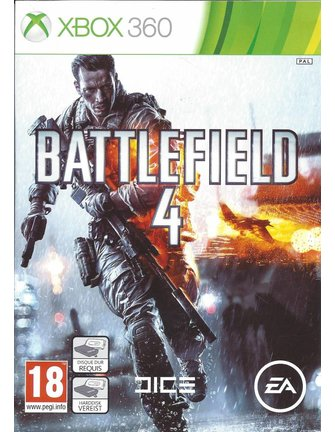 BATTLEFIELD 4 voor Xbox 360
