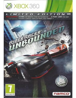 RIDGE RACER UNBOUNDED for Xbox 360