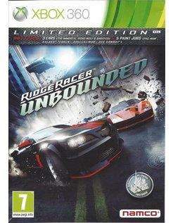 RIDGE RACER UNBOUNDED voor Xbox 360