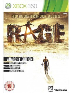 RAGE ANARCHY EDITION voor Xbox 360