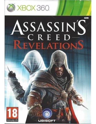ASSASSIN'S CREED REVELATIONS voor Xbox 360