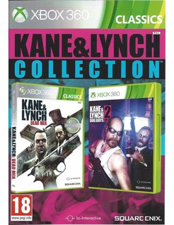 KANE AND LYNCH COLLECTION für Xbox 360