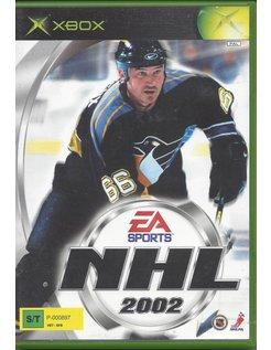 NHL 2002 voor Xbox