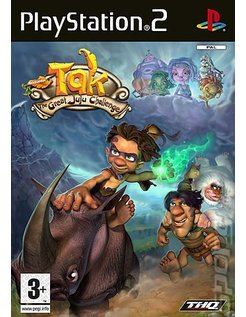 TAK - THE GREAT JUJU CHALLENGE voor Playstation 2