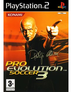 Pro Evolution Soccer PES 3 voor Playstation 2