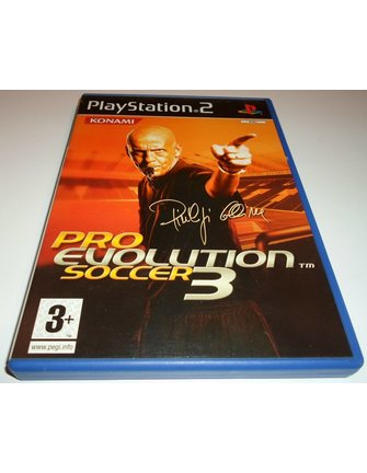 Pro Evolution Soccer PES 3 for Playstation 2 PS2 - with box