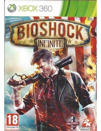 BIOSHOCK INFINITE voor Xbox 360