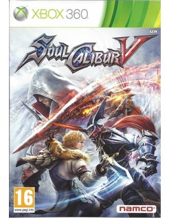 SOUL CALIBUR V (5) SOULCALIBUR V für Xbox 360