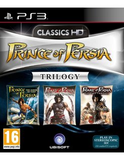 PRINCE OF PERSIA TRILOGY voor Playstation 3