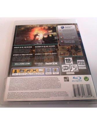KILLZONE 2 voor Playstation 3 PS3 - met doos en handleiding
