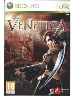 VENETICA voor Xbox 360