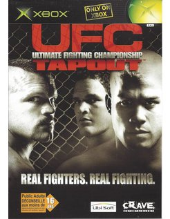 UFC ULTIMATE FIGHTING CHAMPIONSHIP TAPOUT voor Xbox