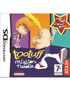 TOOTUFF MISSION NADIA for Nintendo DS