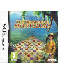 THE TREASURES OF MONTEZUMA voor Nintendo DS