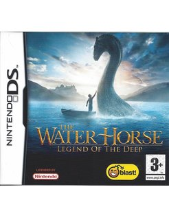 THE WATER HORSE LEGEND OF THE DEEP for Nintendo DS