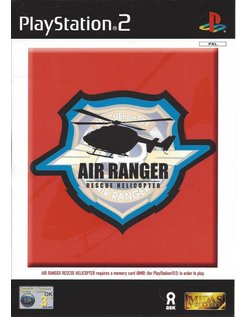 AIR RANGER RESCUE voor Playstation 2 PS2