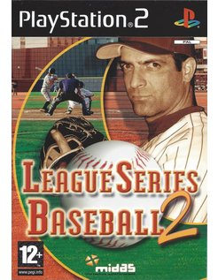 LEAGUE SERIES BASEBALL 2 voor Playstation 2 PS2