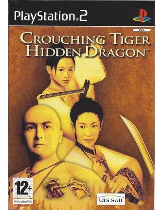 CROUCHING TIGER HIDDEN DRAGON voor Playstation 2 PS2