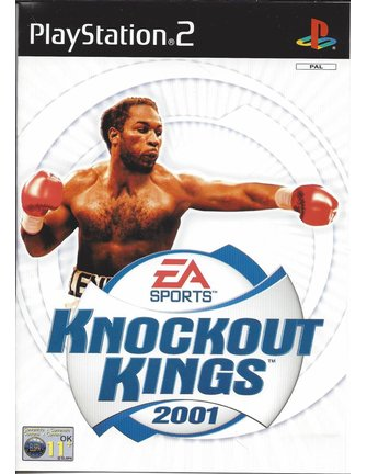 KNOCKOUT KINGS 2001 voor Playstation 2 PS2