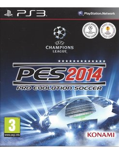 PES 2014 - PRO EVOLUTION SOCCER 2014 für Playstation 3 PS3