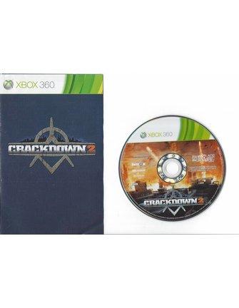 CRACKDOWN 2 voor Xbox 360