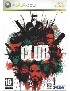 THE CLUB voor Xbox 360