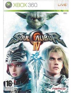 SOULCALIBUR IV - SOUL CALIBUR IV voor Xbox 360